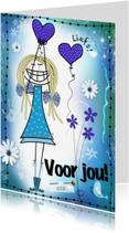 Vriendschap kaarten - Voor jou H4Y