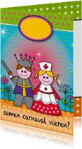 Carnavalskaarten - vrolijk carnaval 01