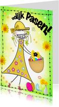 Paaskaarten - Vrolijk Pasen H4Y