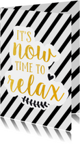 Woonkaarten - time to relax