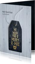 Zakelijke kerstkaarten - Zakelijke kerstkaart bedrijf