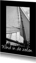 Fryske kaartsjes - zeilen