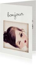 Zomaar kaarten - Zomaar Bonjour - LT