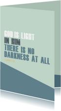 God is light - BF