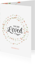 Religie - you are loved