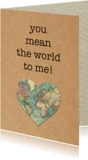Valentijnskaart World