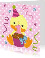 Verjaardagskaarten - 1ste verjaardag