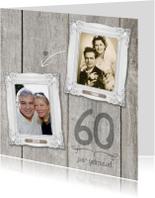 Jubileumkaarten - 60 JAAR jubileumkaart