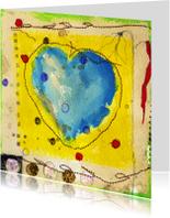 Kunstkaarten - A heart for everyone 3