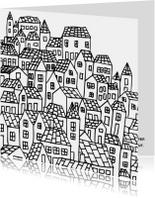 Kleurplaat kaarten - Alies Design inkleuren 14