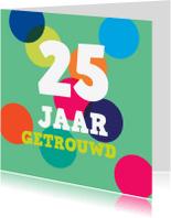 Jubileumkaarten - Alies Design uitnodiging 10