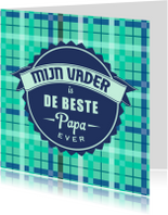 Vaderdag kaarten - Alies Design Vaderdag 15