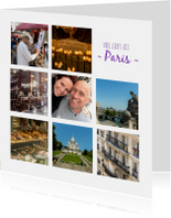 Vakantiekaarten - Ansichtkaarten, MM, Paris