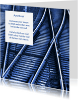 Verhuiskaarten - Avontuur - verhuizing emigratie werk