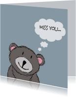 Liefde kaarten - Berenwens