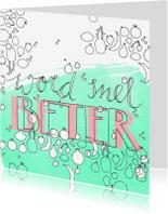 Beterschapskaarten - Beterschapskaart Snel beter - EE