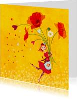 Zomaar kaarten - Bloemen 03