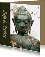 Condoleancekaarten - Buddha boeddha boedha - OT