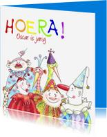 Verjaardagskaarten - Cirque du Soleil