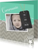 Communiekaarten - CliniClowns Eerste Communie - DH