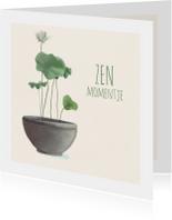 Coachingskaarten - Coachingskaart - Zen Moment - MW