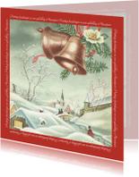 Kerstkaarten - Edelweiss bells - KK