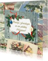 Kerstkaarten - Edelweiss pile of cards - KK