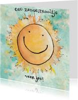 Sterkte kaarten - Een zonnestraaltje speciaal voor jou!