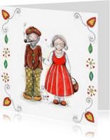 Valentijnskaarten - Eeuwige liefde en wij
