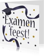 Uitnodigingen - Examen feest