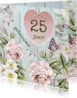 Felicitatiekaarten - felicitatie jubileum vintage