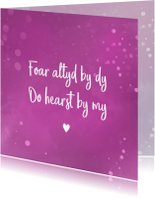 Fryske kaartsjes - Fryske sprankelende valentijnskaart