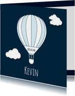 Geboortekaartjes - Geboortekaartje-ballon-kevin-SK