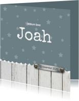 Geboortekaartjes - Geboortekaartje_Joah_SK