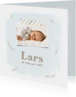 Geboortekaartjes - Geboortekaartje Jongen 5 - WW
