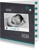 Geboortekaartjes - Geboortekaartje Noah