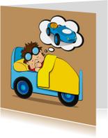 Geslaagd kaarten - Gefeliciteerd geslaagd rijbewijs auto 55
