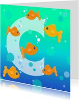 Geslaagd kaarten - Geslaagd Zwemdiploma C
