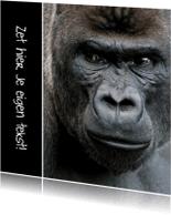 Dierenkaarten - Gorilla power - OTTI