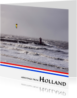 Ansichtkaarten - Greetings from Holland XVI