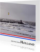 Ansichtkaarten - Greetings from Holland XVI