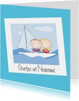 Vakantiekaarten - Groetjes uit Nederland 3
