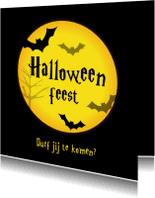 Halloween kaarten - Halloween feest uitnodiging