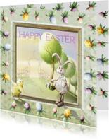 Paaskaarten - Happy Easter Joy - SG