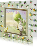 Paaskaarten - Happy Easter Joy - SG