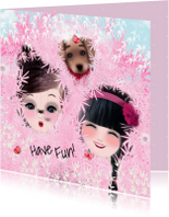 Coachingskaarten - Have Fun Loulou & Ting