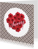 Sorry kaarten - Hearts sorry