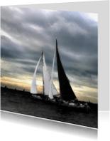 Zomaar kaarten - het gaat je voor de wind
