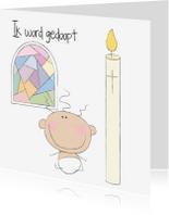 Doopkaarten - Ik word gedoopt 2
