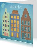Verhuiskaarten - Je nieuwe huis